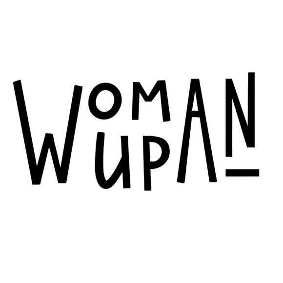 Woman Up Iron On Vinyl Transfer Decal Patch Boutique